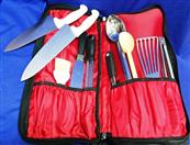 MERCER CUTLERY Kitchen Knife PORTABLE KNIFE SET